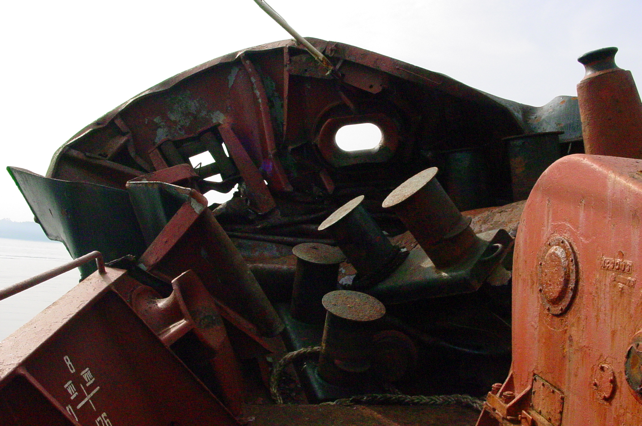 HULL AND MACHINERY SURVEY